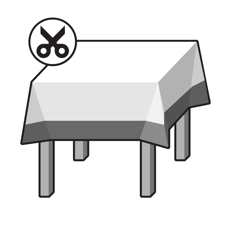Customised Border Tablecloth