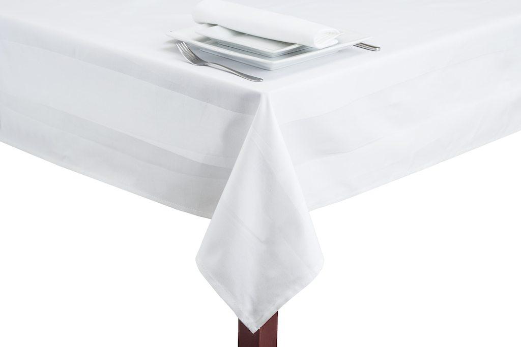 Superior Satin Band Pure Crisp White 100 Cotton With A