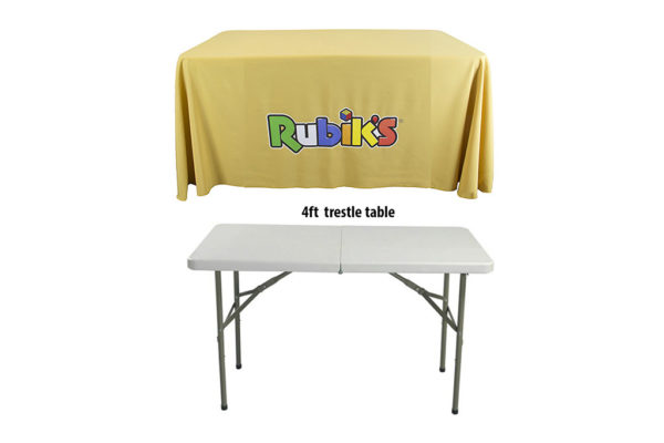 Exhibition Branded Tablecloth