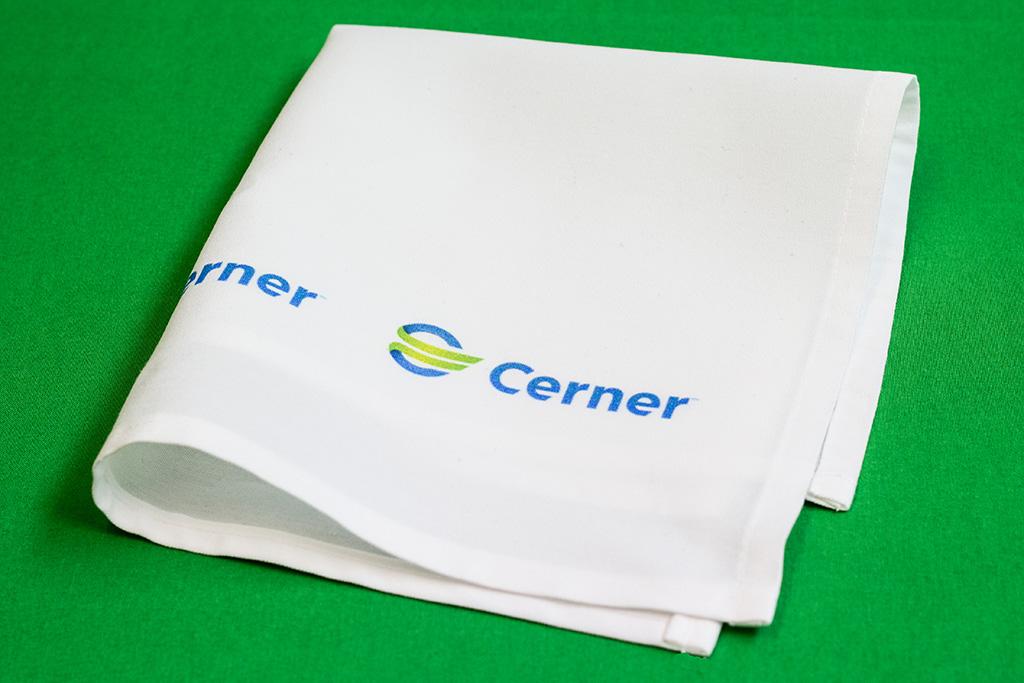 Printed Branded Napkins Direct Linen