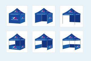 tent-walls options